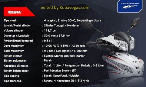 spesifikasi-yamaha-jupiter-z1-terbaru