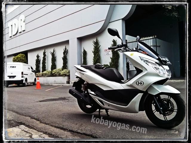 Honda PCX baru