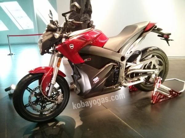 TDR Zero Motorcycle