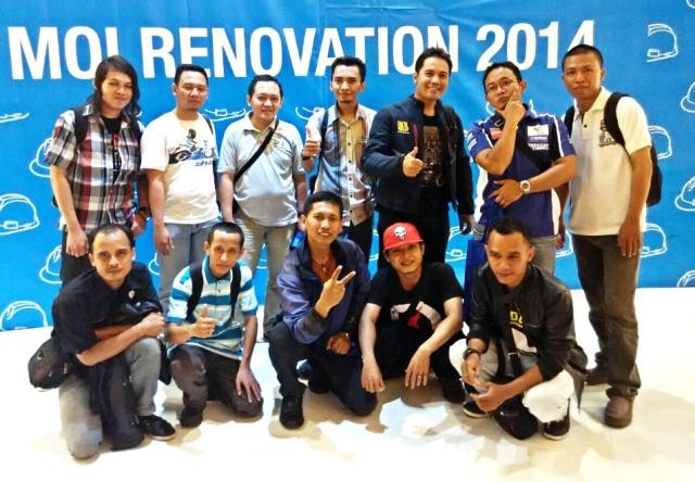 Blogger dan Yamaha