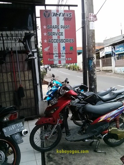 Dennis motor