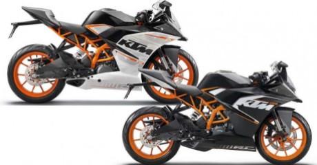 KTM RC200 2