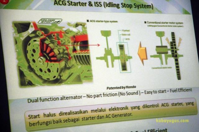 ACG Starter