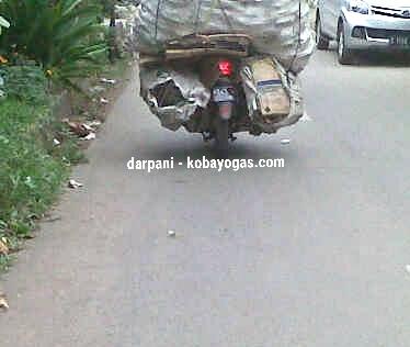 motor angkat beban