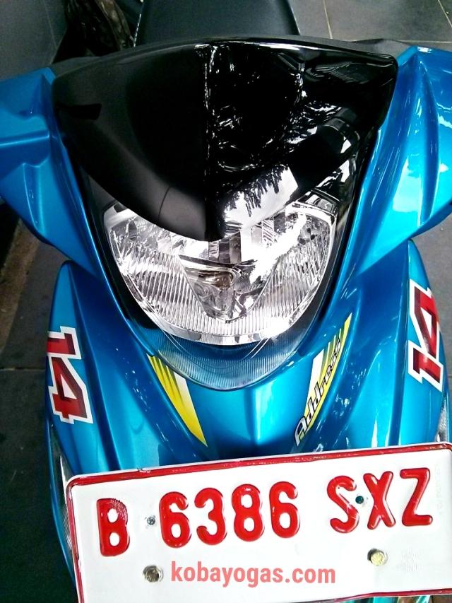 Suzuki Address MotoGP