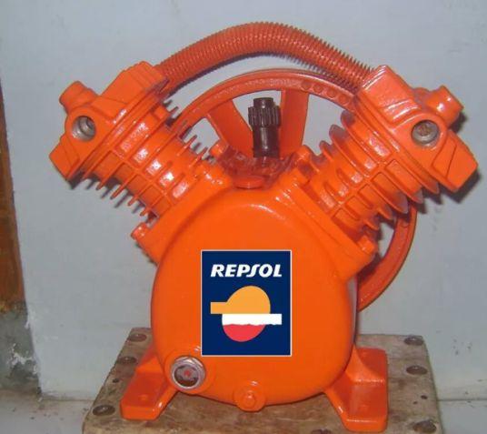 V Twin Repsol