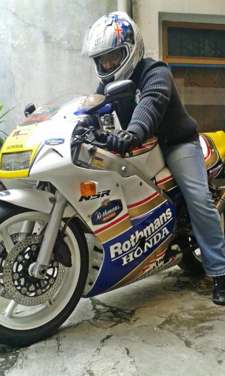mungkin gak ya nongol yang 250 cc nya lagi..