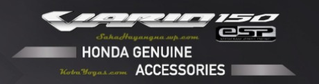 Genuine Accessories