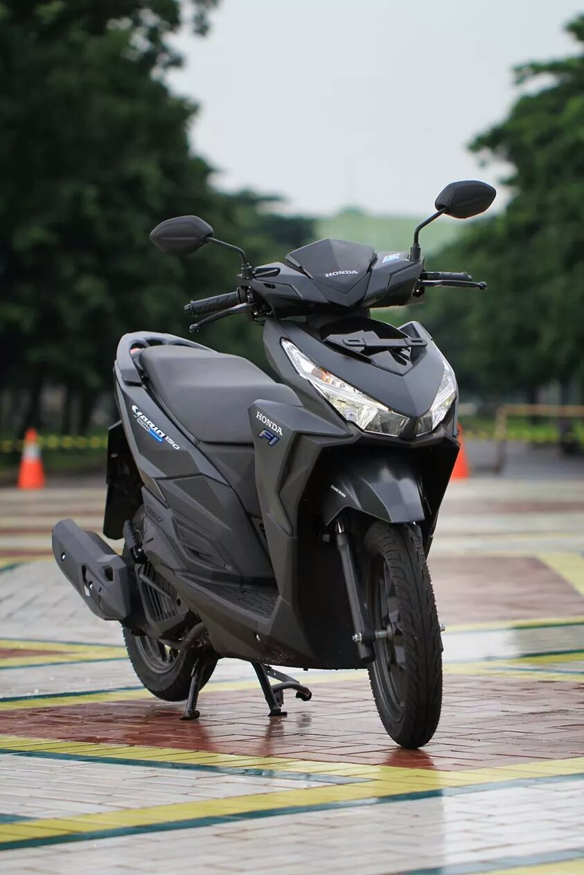All New Honda Vario 150 dan 125 – Official Test Ride: Tenaga ...
