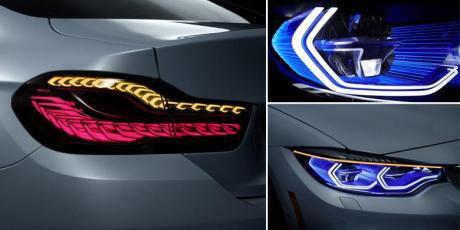 OLED BMW 2