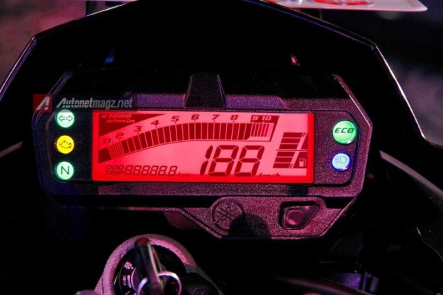 speedometer barunya keren