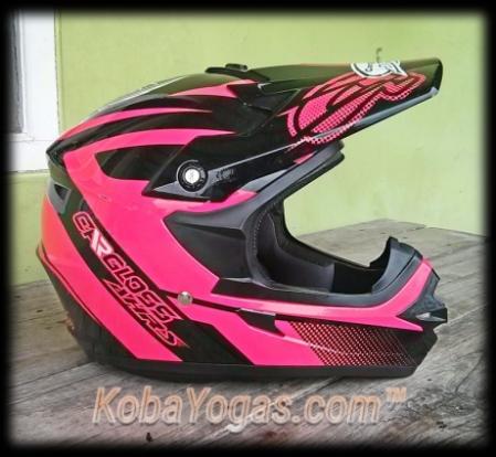 moncong cakil khas motocross