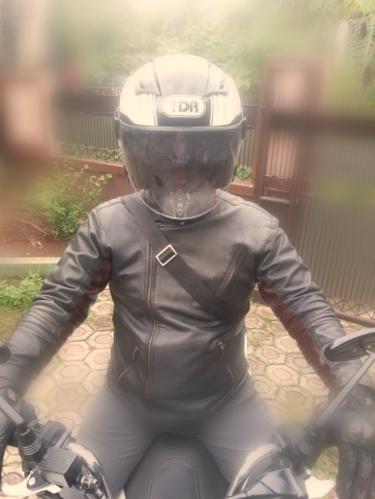 TDR helmet
