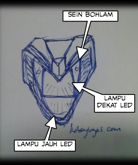 sketsa lampu new cs1 k56
