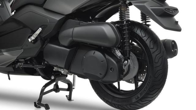 tutup bulat itu konon yang membedakan dengan 125 cc