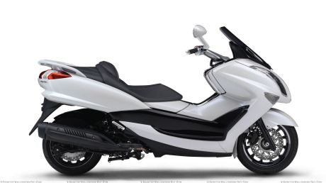 2011 Yamaha Majesty