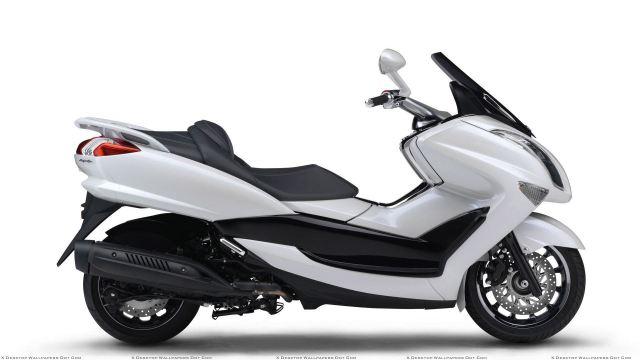 2011 Yamaha Majesty