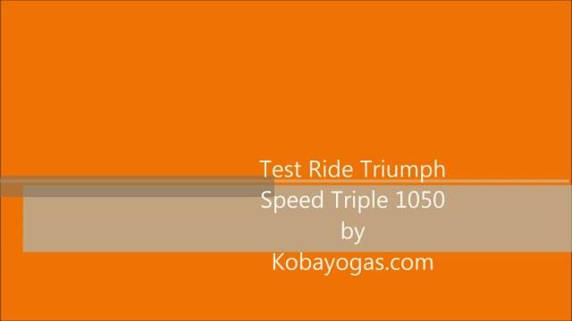Speed triple