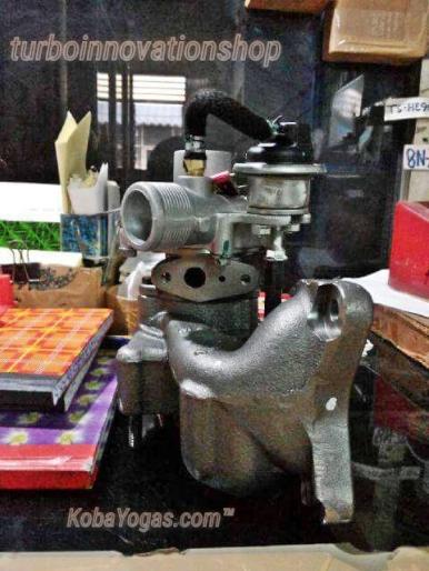 turbo garret