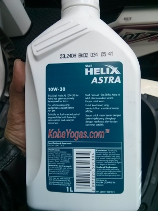 shell astra 2