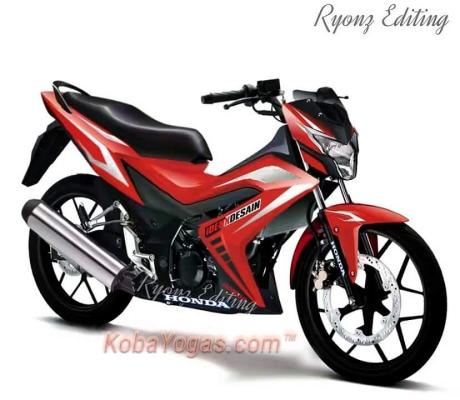 Honda New CS1