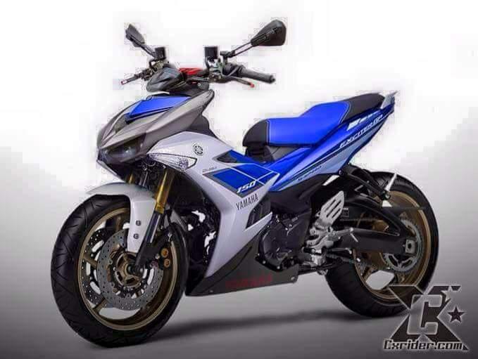 Modifikasi Yamaha MX King 150 Gahar Polll