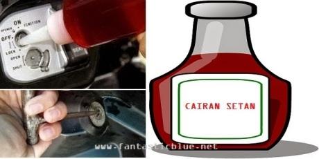 Cairan Setan