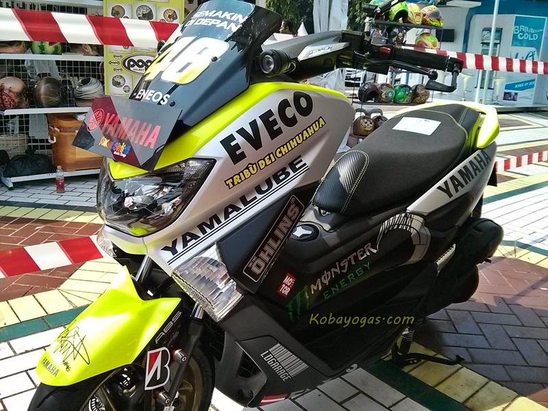 Resmi Yamaha Nmax Non Abs Harga Rp 23 5 Juta Saja Inden Sudah