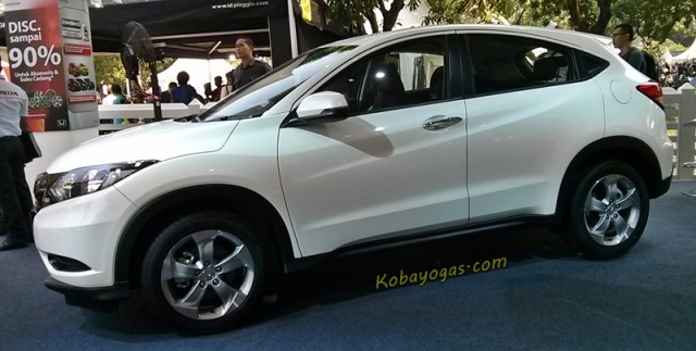 Honda HRV Samping/ Side