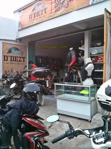 D'Dezt bikers shop
