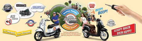 New Scoopy eSP all