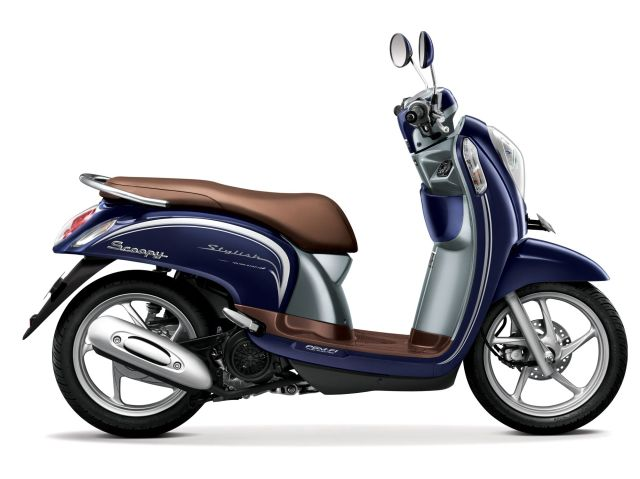 New Scoopy eSP