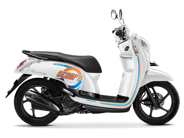 New Scoopy eSP2
