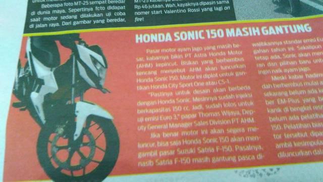 sonic k56a