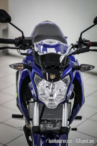 Vixion Advance MotoGP depan