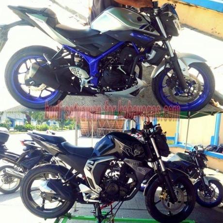 Yamaha MT25 Byson FI