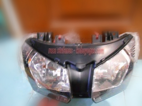 headlamp misterius