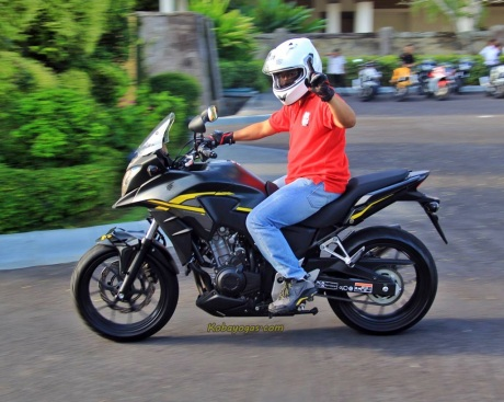 CB 500X Indonesia