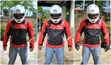 Riding Gear RS Taichi