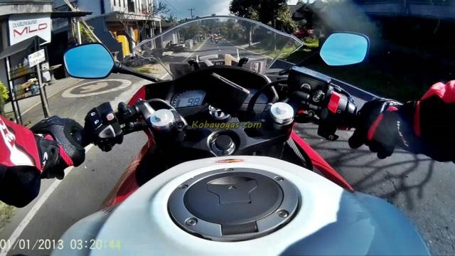 iring-iringan di jalan padat top speed gak sampai 100