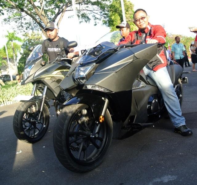 Honda Vultus NM4 17