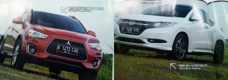 HRV vs Outlander
