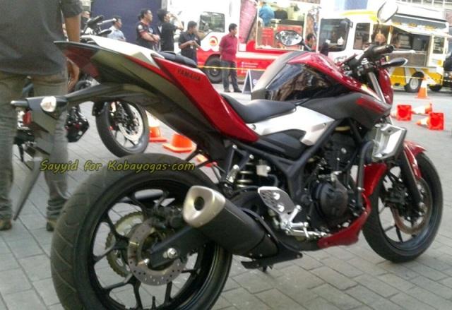 Yamaha MT 25 kobayogas.com
