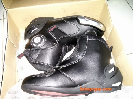 Scoyco Boots MTB003