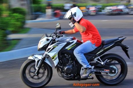 Honda CB500 2