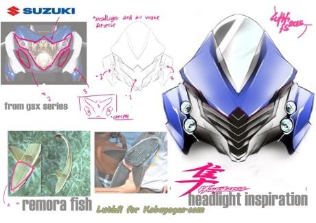 new hayabusa concept 1
