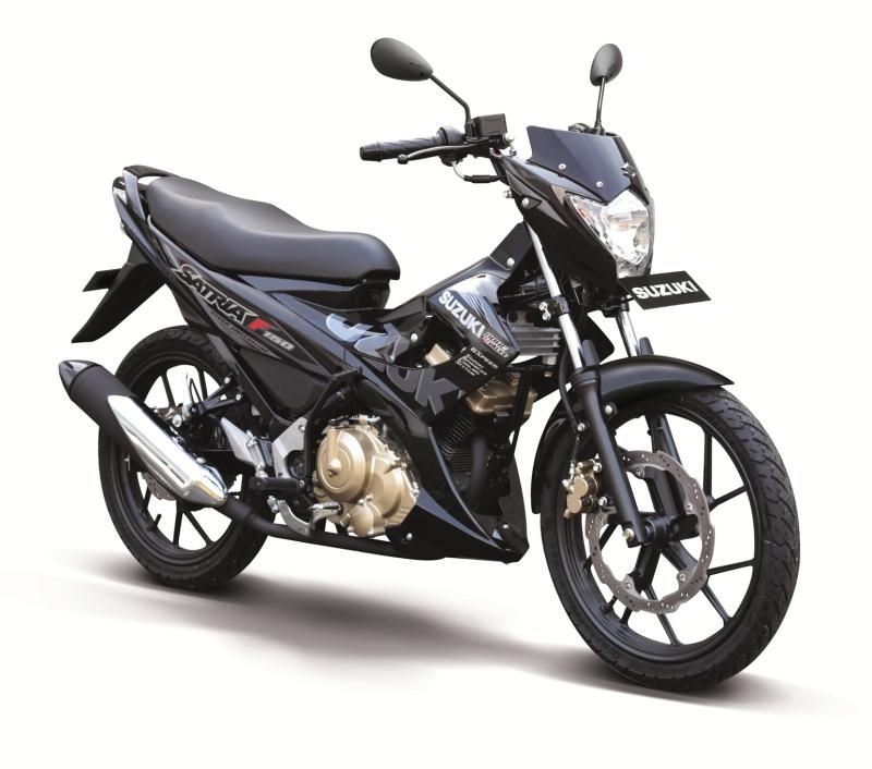 SATRIA F150 R-Black