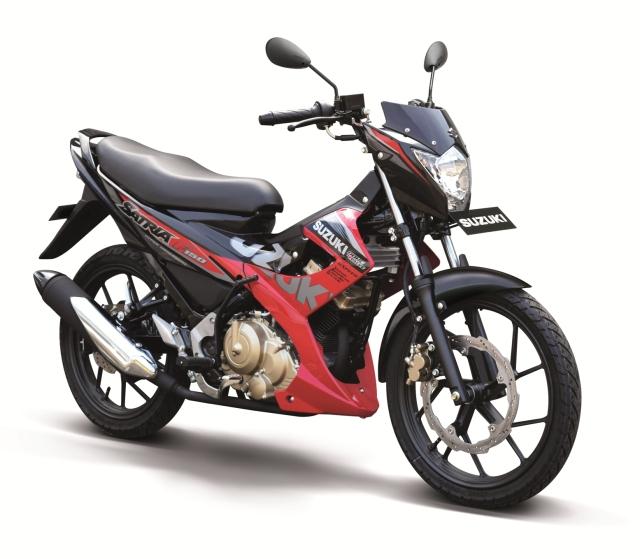 SATRIA F150 R-Red
