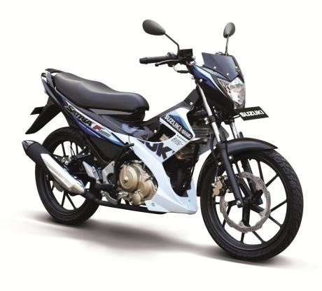 SATRIA F150 R-White