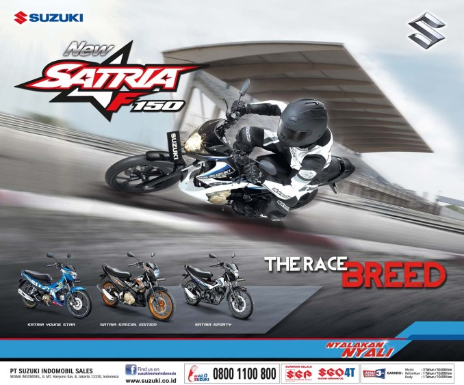 Satria The Race Breed